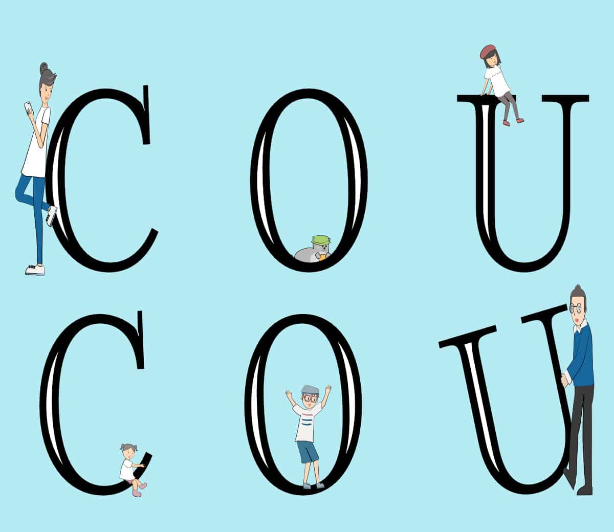 Coucou in French: The Informal hello that everyone needs in their life
