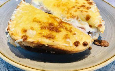 Croque Monsieur Recipe: The Ultimate Easy Sandwich