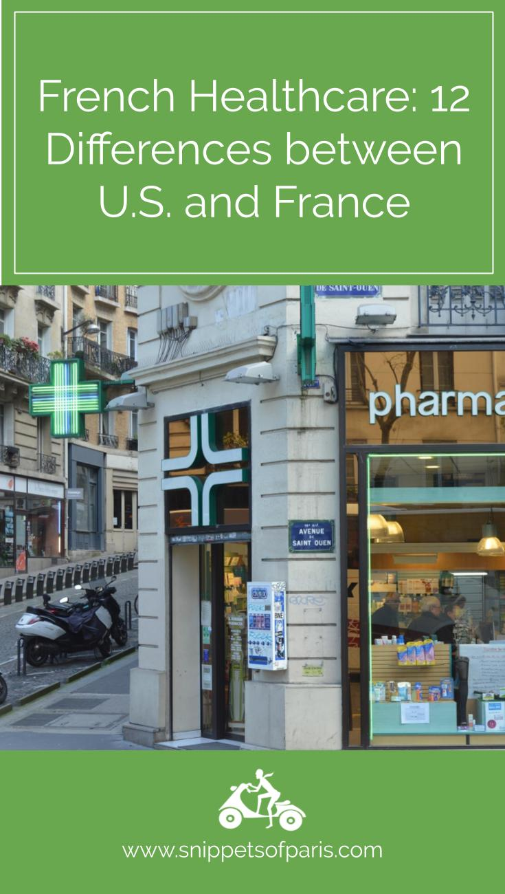 Free French healthcare sounds wonderful but there are a few oddities that, as a foreigner, will make you scratch your head. Read about the stranger side of French Healthcare. #france