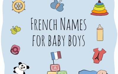 162+ French Boy Names: Unique & Popular (and names to avoid)
