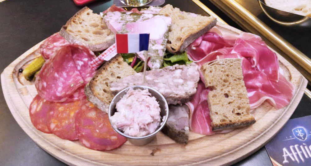 Charcuterie in France