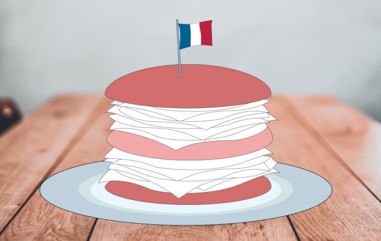 French paperesse bureaucracy