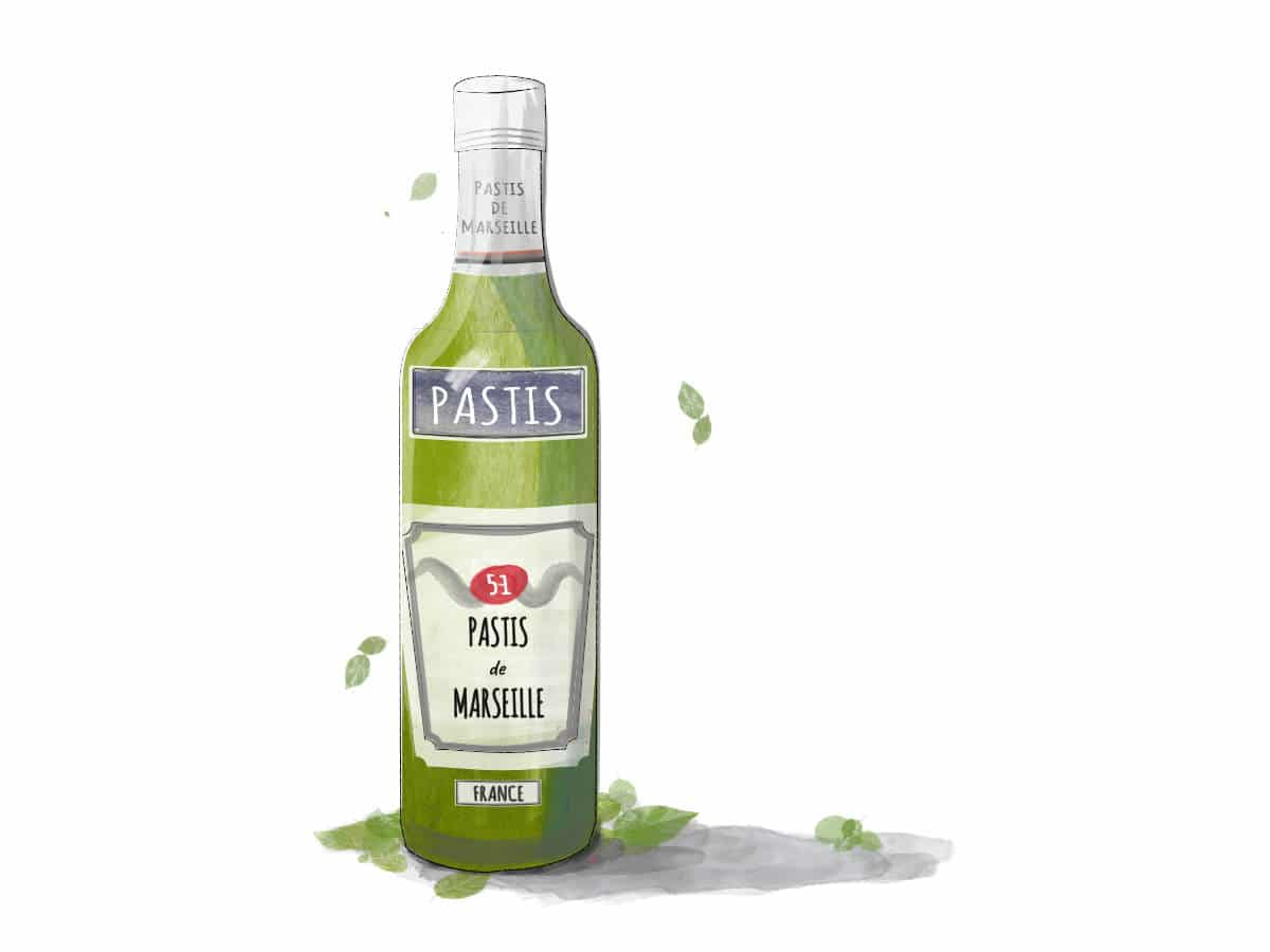 Pastis: the (Secret) Favorite drink of the French