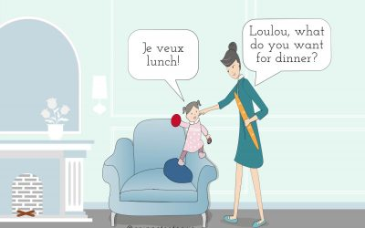 Raising Bilingual Children | Meet a Brit in Paris