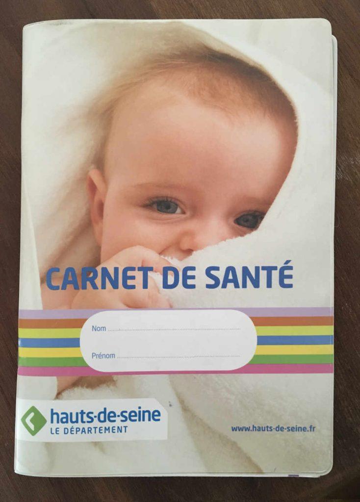 French Carnet de Santé