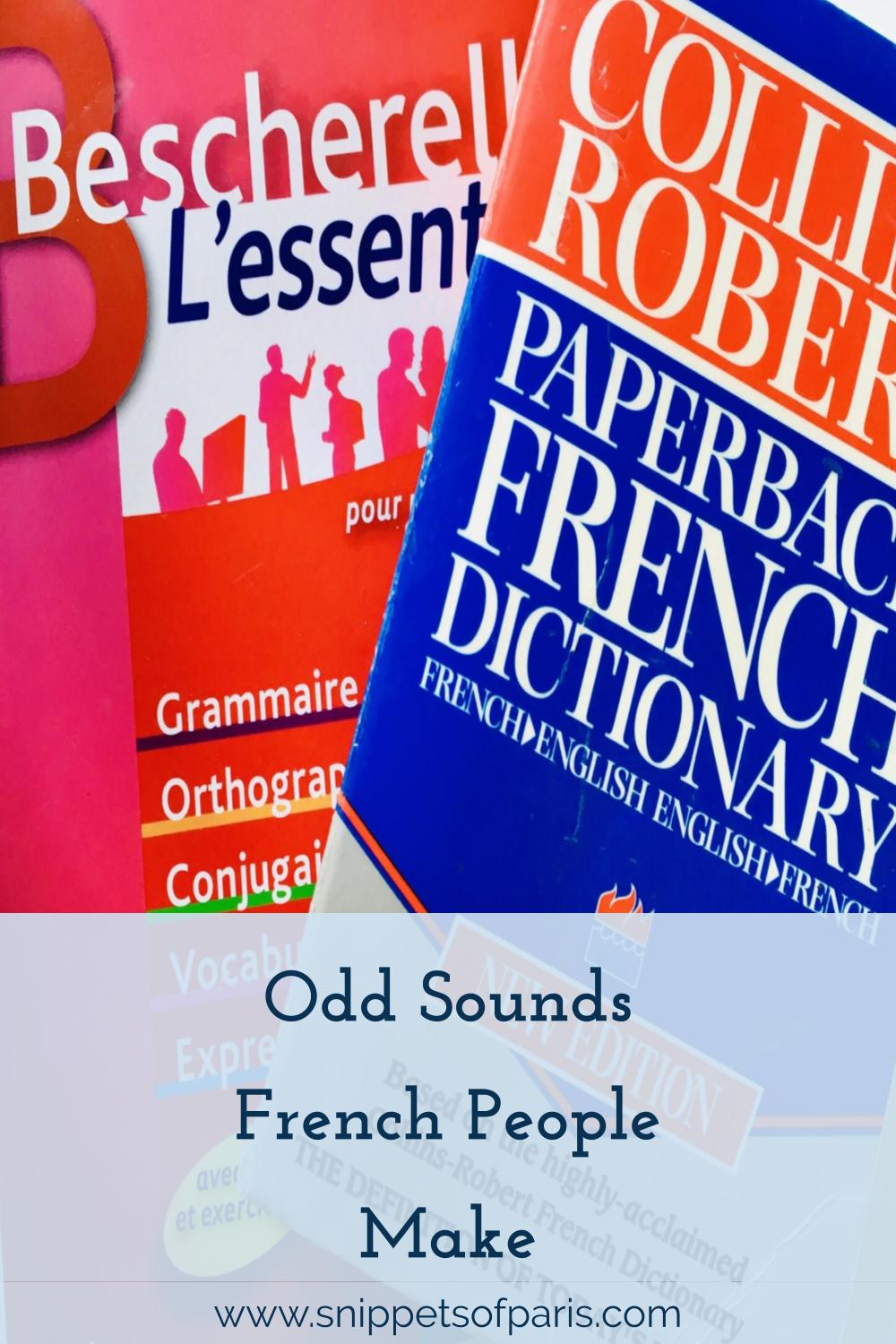 Loosen your jaw muscles, it\'s time for few odd french sounds, words, and expressions! No french lesson would be complete without it! #learnfrench #speakfrench