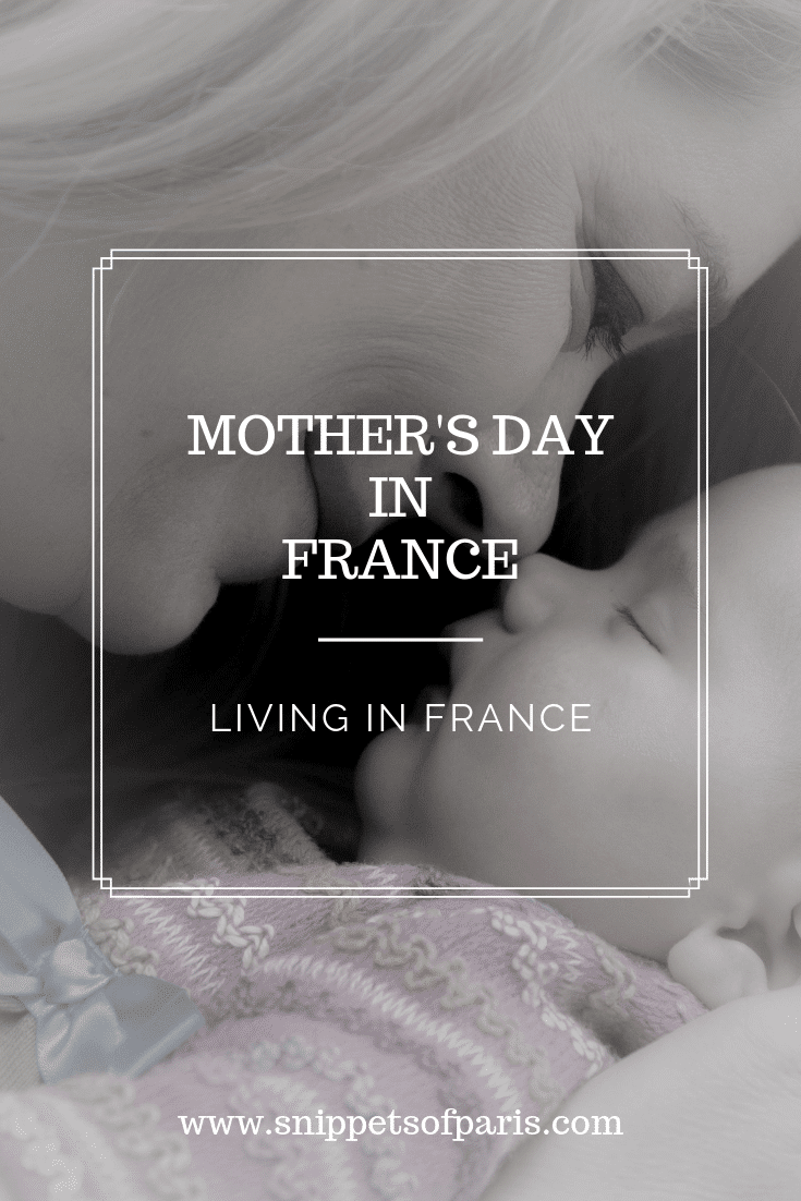 When is Mother\'s day in France again?