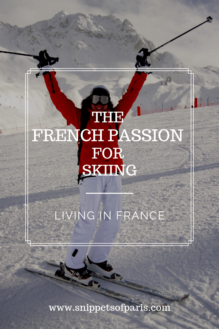 Why skiing in France is so popular