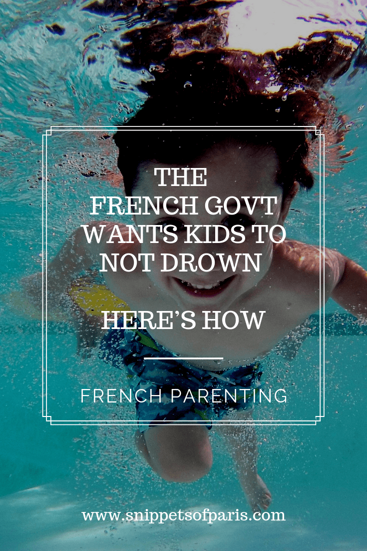 When the French Government decided everyone should know to swim