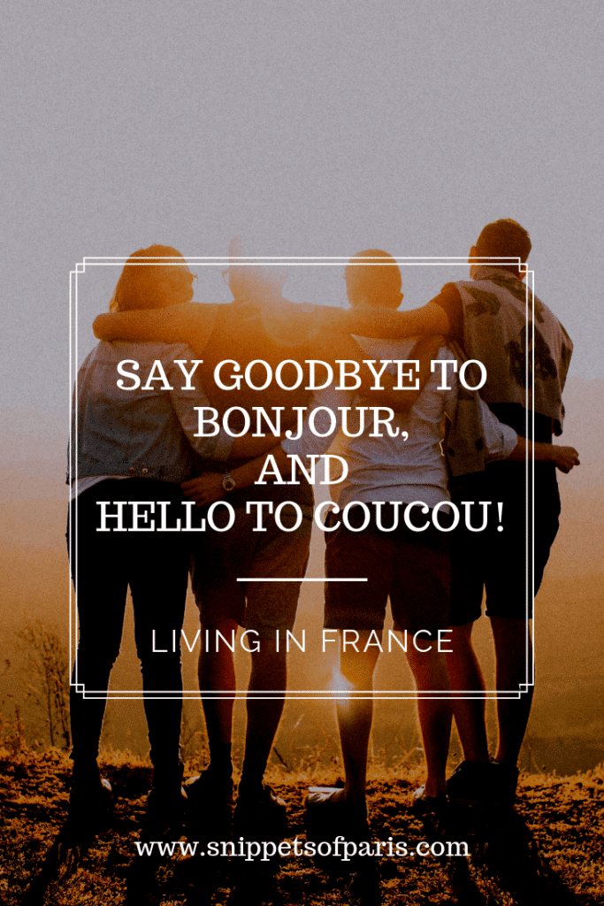 Coucou: The Informal Hello in French 1