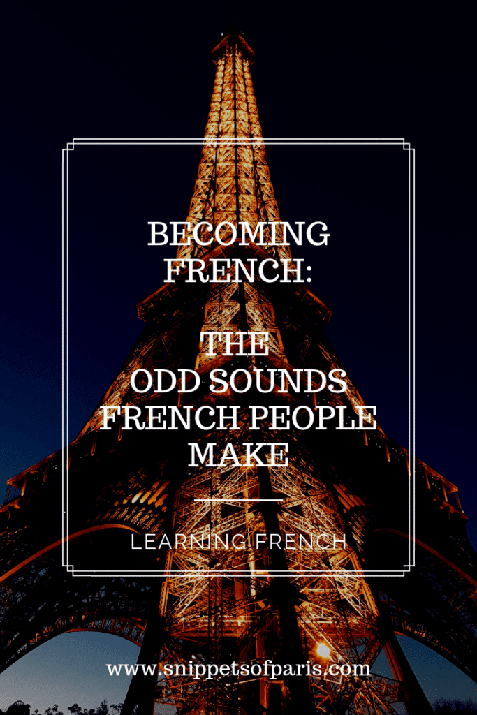 Weird french words funny