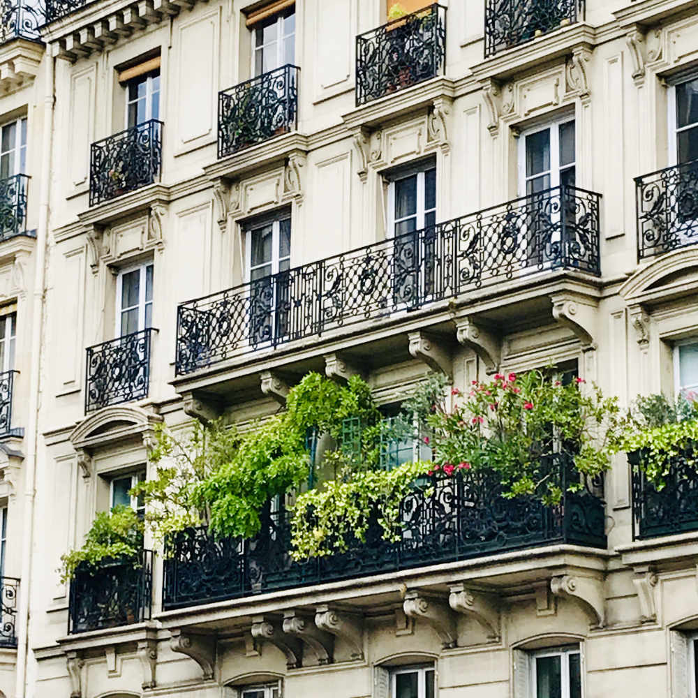 Photo of Parisian Apartment balcony