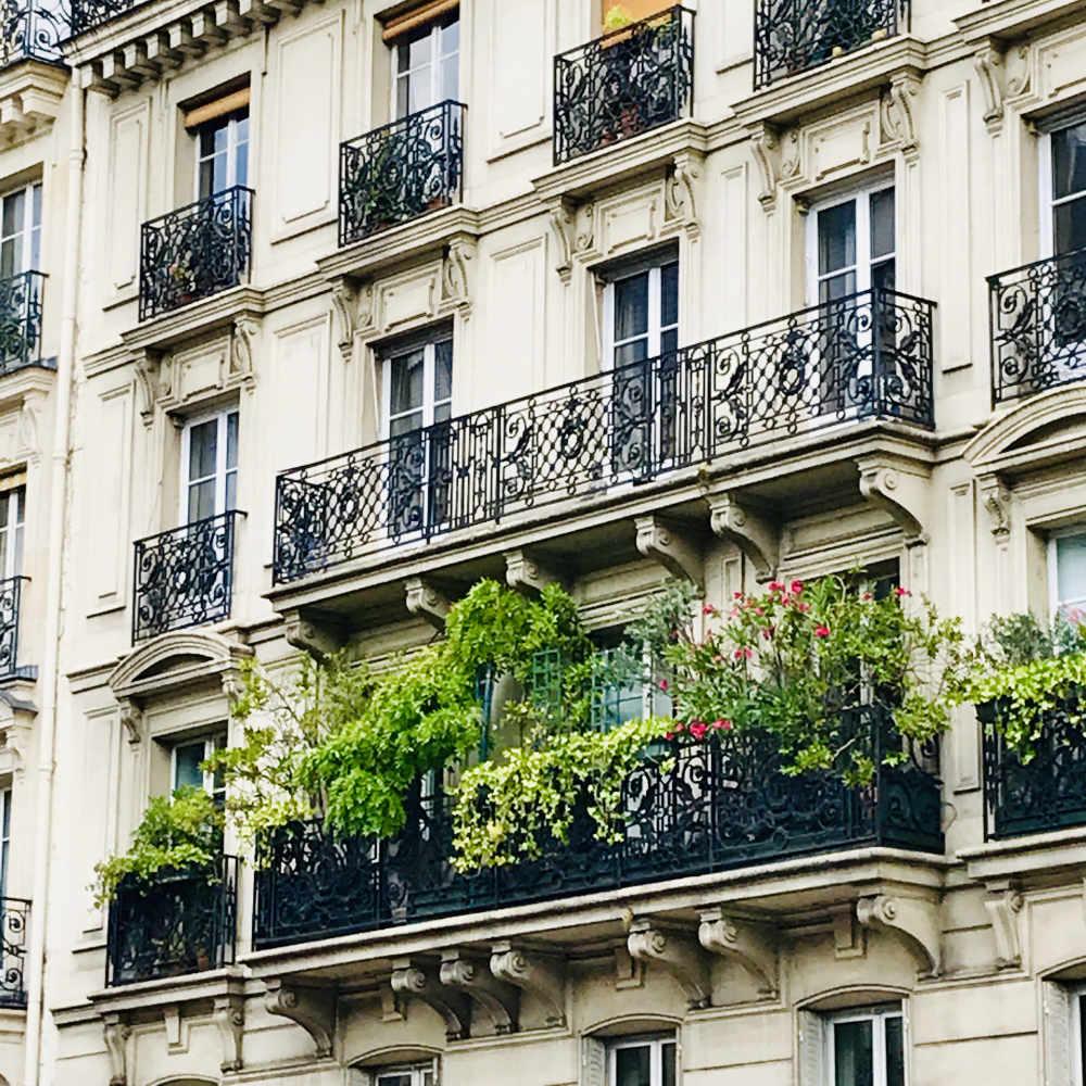 Photo of Parisian Apartment balcony