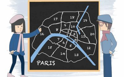The 20 Paris Arrondissements: Where to stay (Quick Guide)