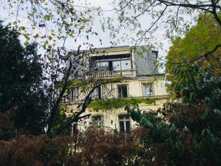 House in Parisian suburb