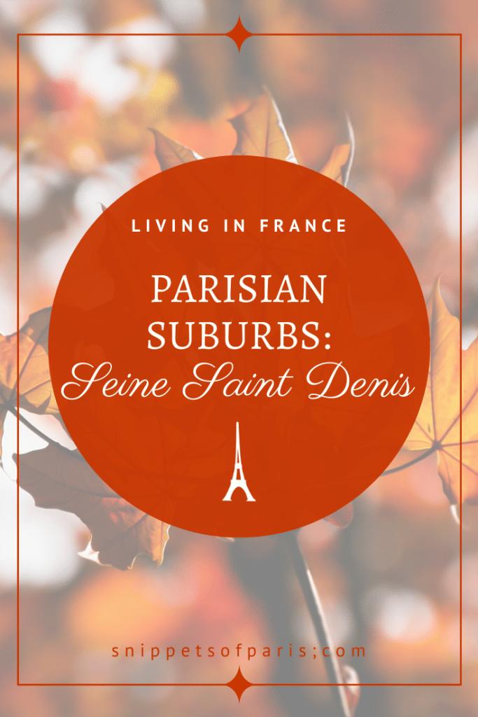 Seine Saint Denis pin for pinterest