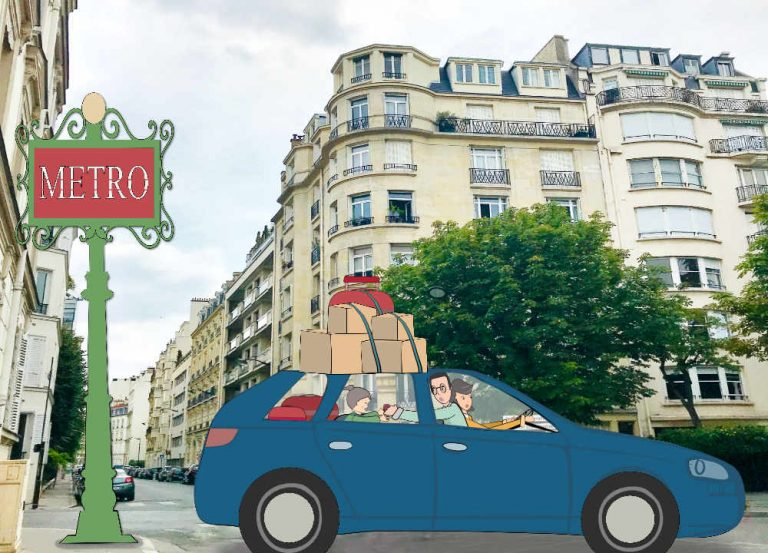Where to live with a family: Paris or the suburbs?