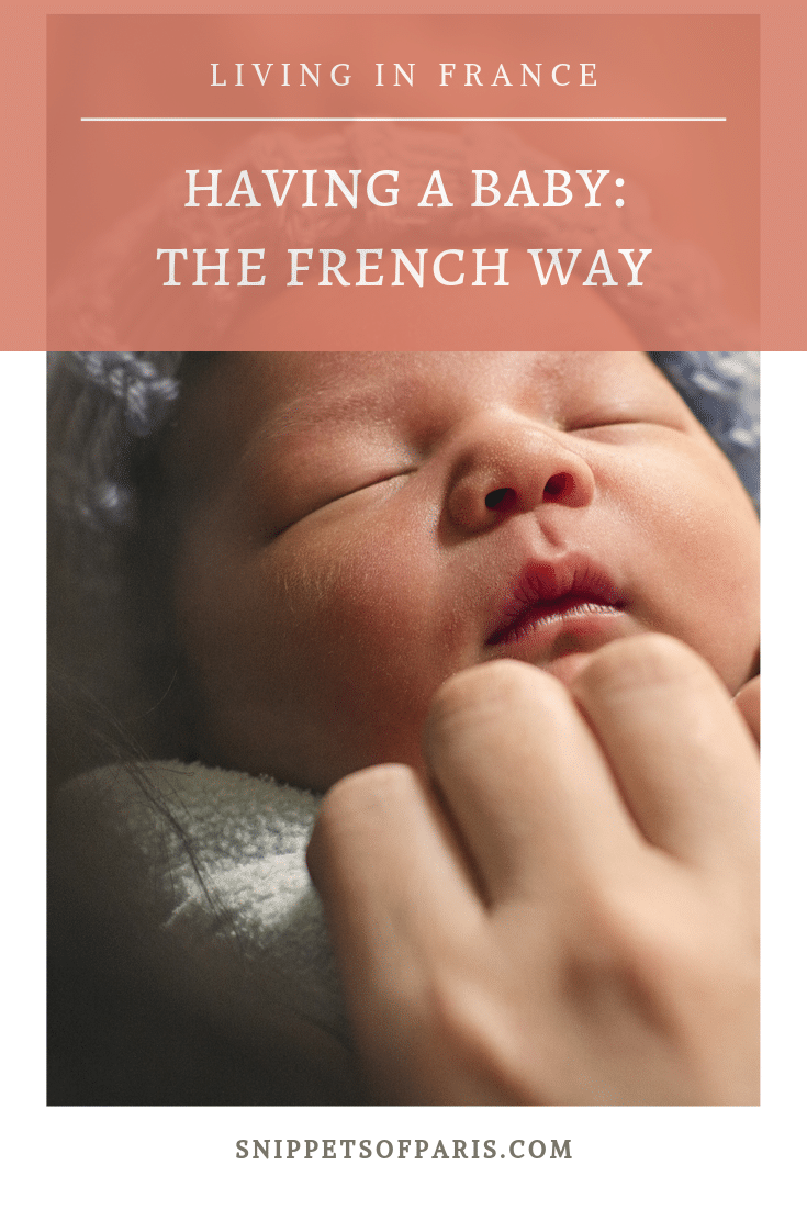 17 facts about being Pregnant in France: Oh Baby!