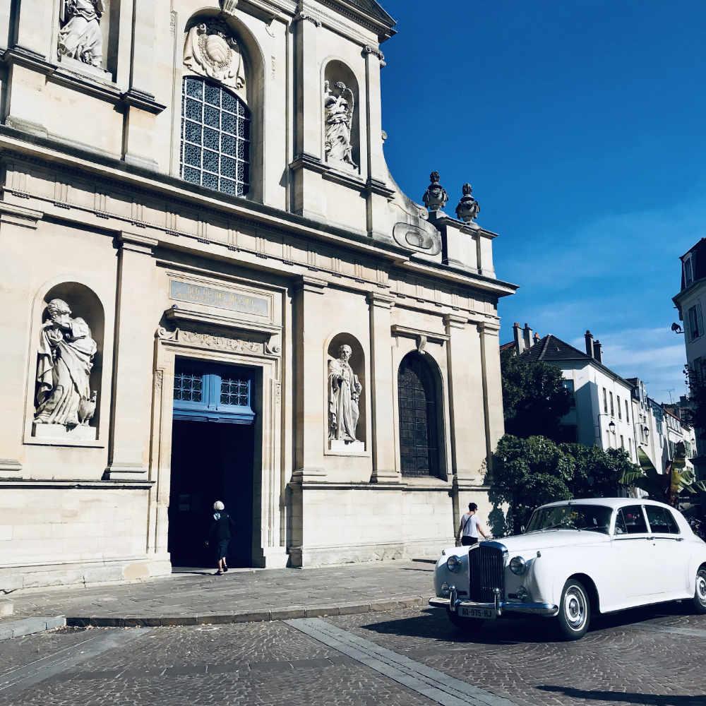 Church in Rueil Malmaison