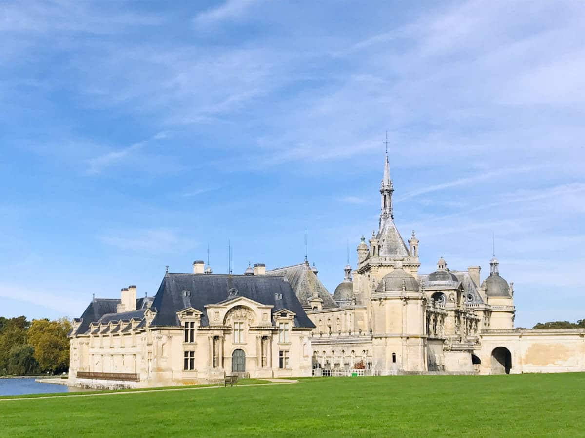 Visit Chateau de Chantilly: the Eccentric French Castle