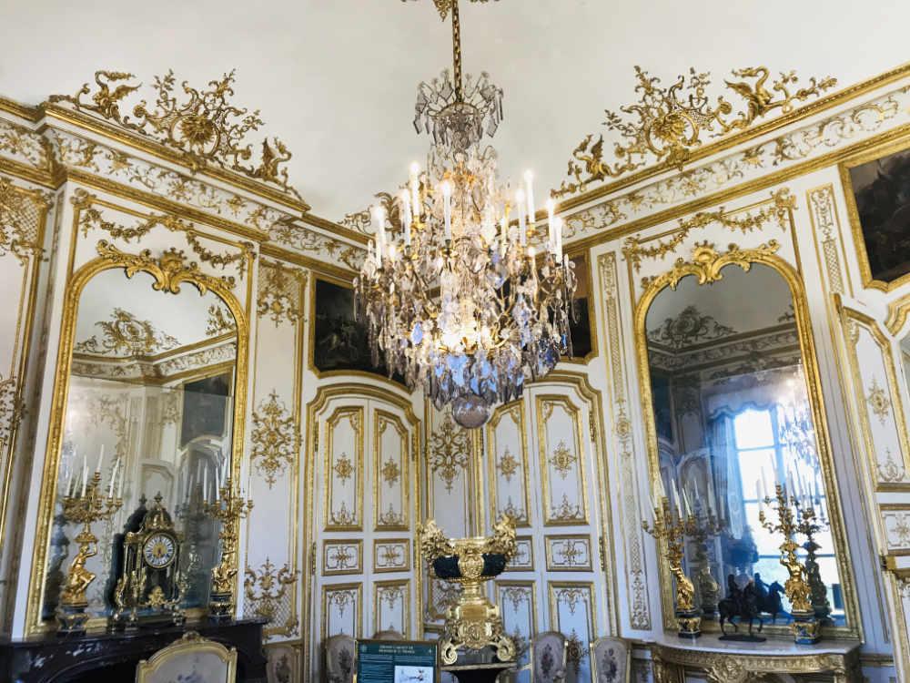 Chateau de Chantilly Interior