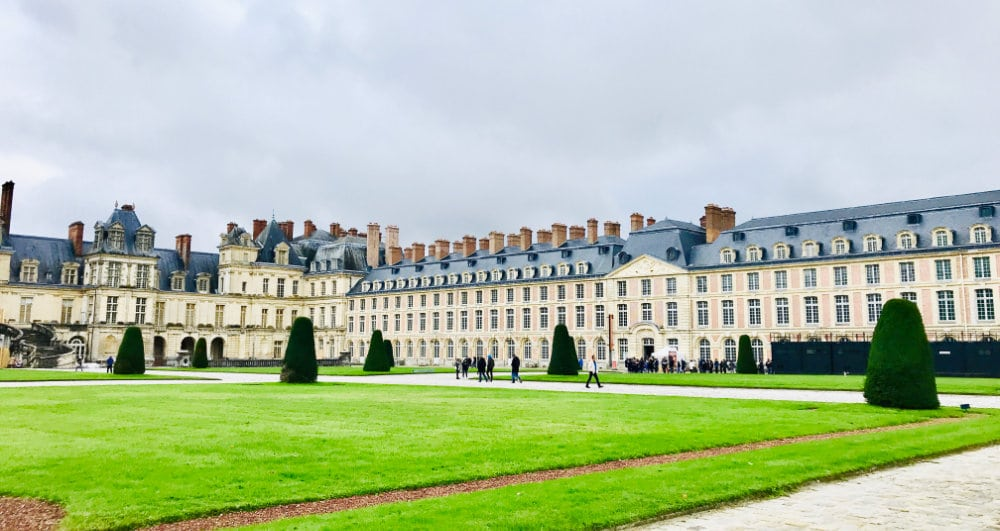 Day Trip from Paris: Château de Fontainebleau, the home of Kings