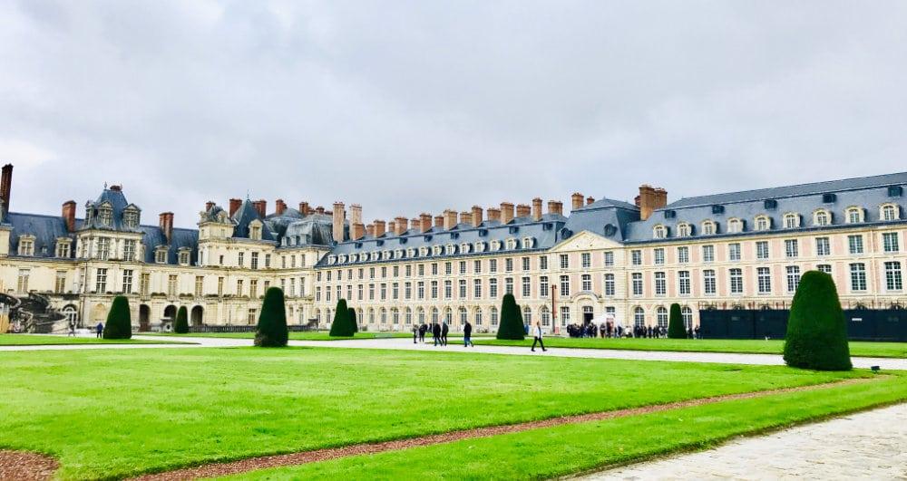 Château de Fontainebleau - Home of François I
