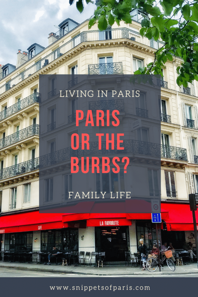 Paris or suburbs pin for pinterest