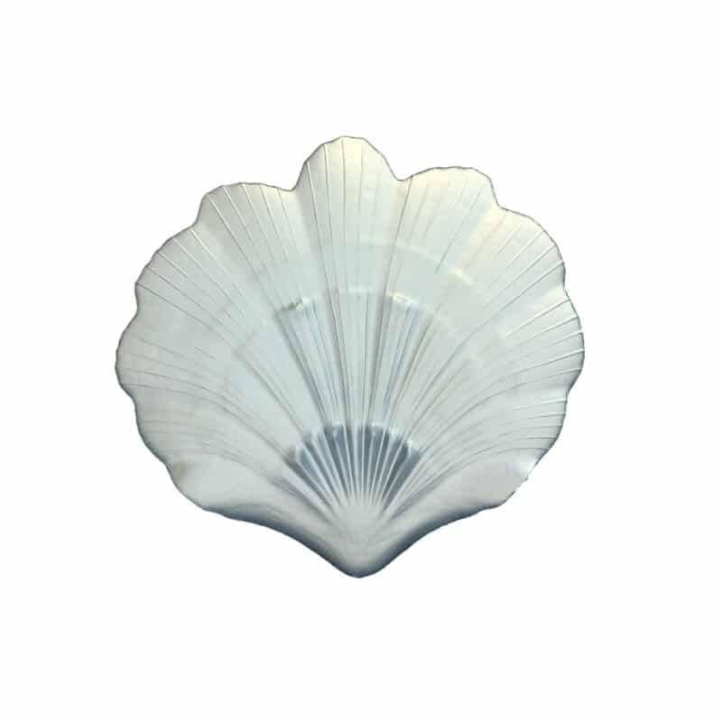 "Tinsley Scallop Shell 8"" Plate (Set of 2)"