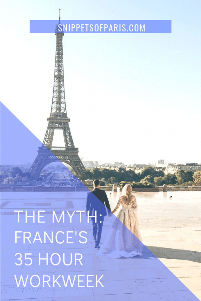 France's famous Myth: the 35-hour French Work Week 2