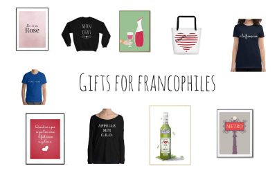 Top 16 Fun Gifts for Francophiles