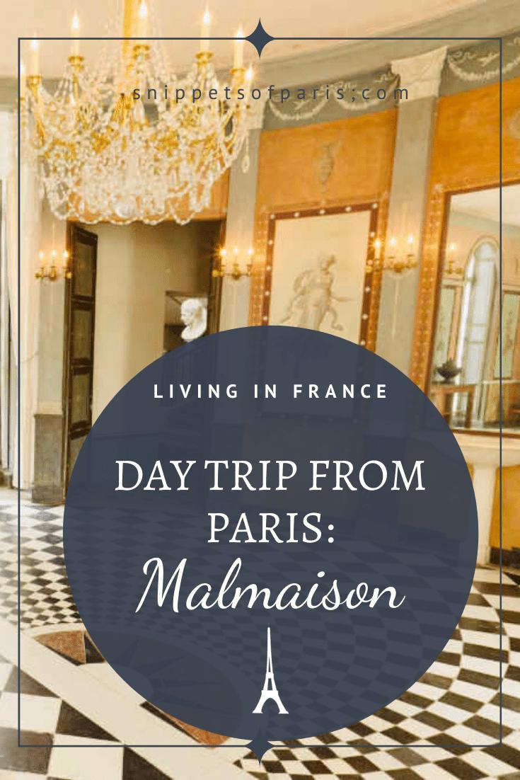 Visit Empress Josephine\'s Chateau de Malmaison near Paris