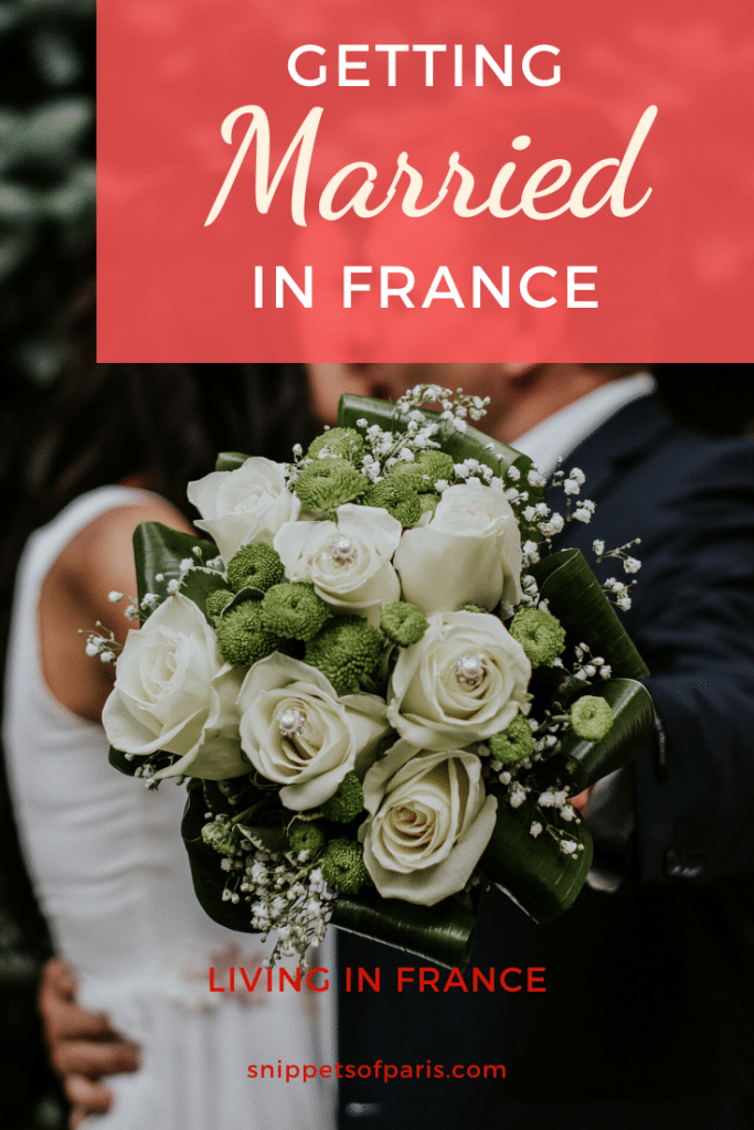 getting married in france pin for pinterest