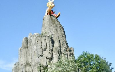 Visiting Parc Asterix theme park: Guide to the French alternative to Disney