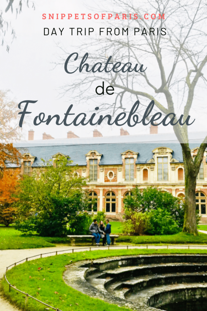Day Trip from Paris: Chateau de Fontainebleau, the home of Kings 3