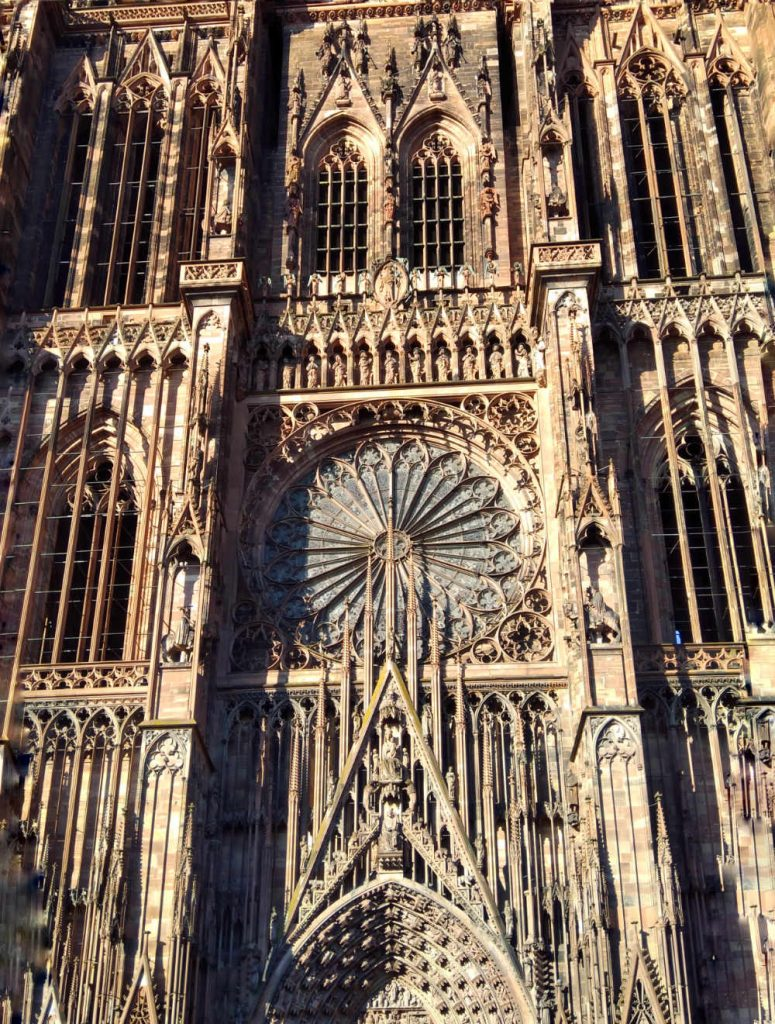 things to do in Strasbourg: the Cathedral