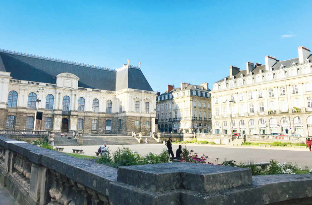 Rennes Parliament de Bretagne