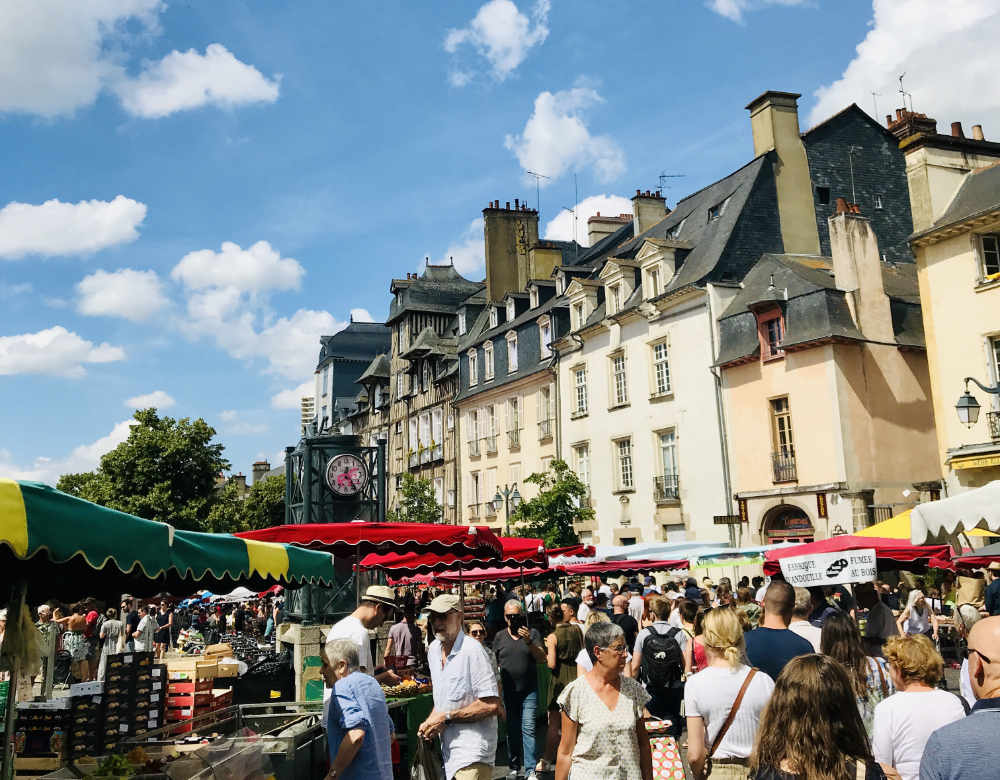 Marché des Lices - Things to do in Rennes