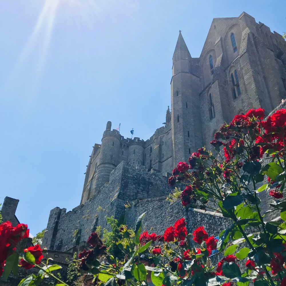 Abbey at Mont Saint Michel