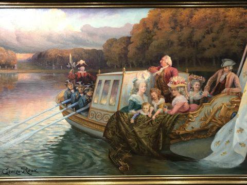 Marie Antoinette & family