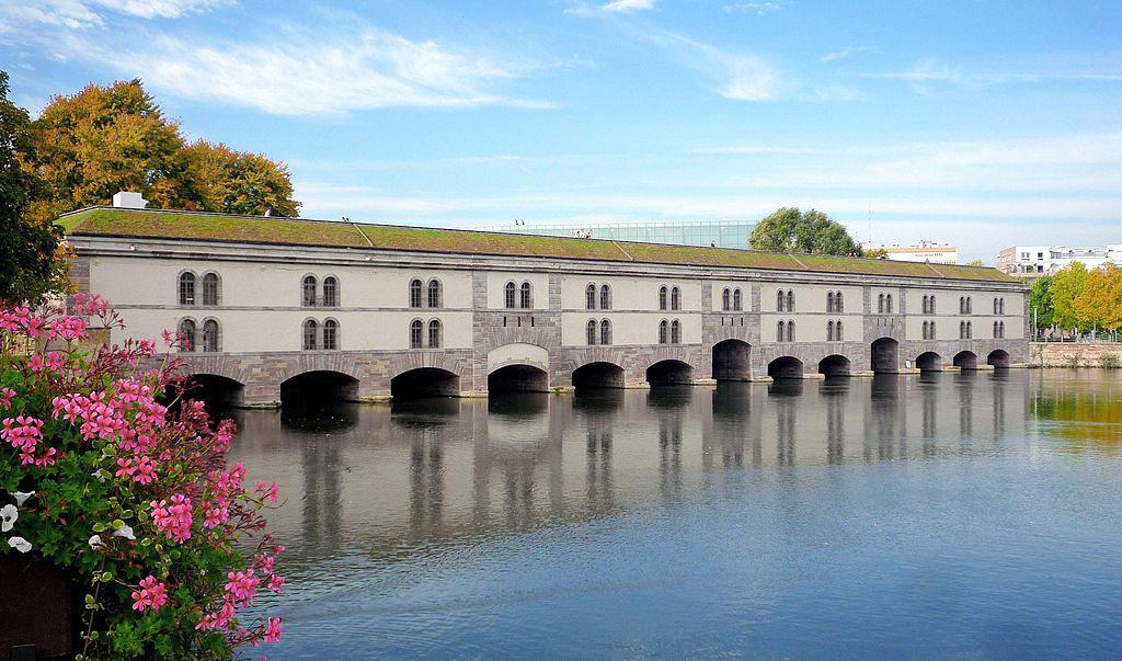 Barrage Vauban Strasbourg France