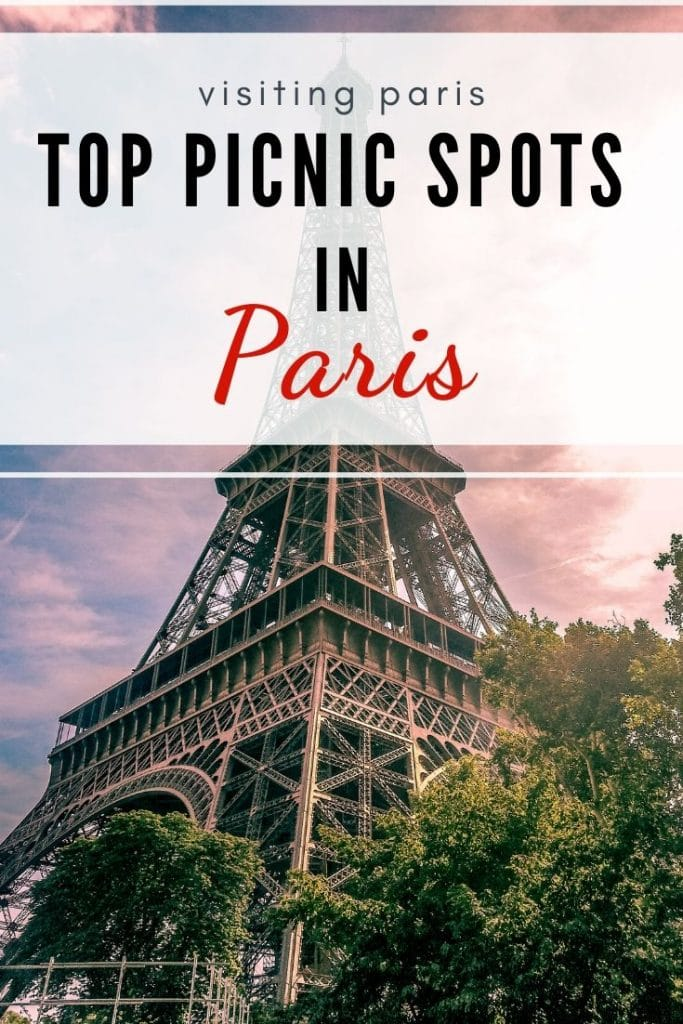 10 Best Places for the Perfect Picnic in Paris 5