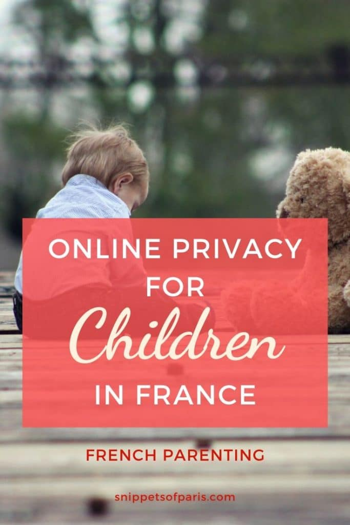 online privacy for children