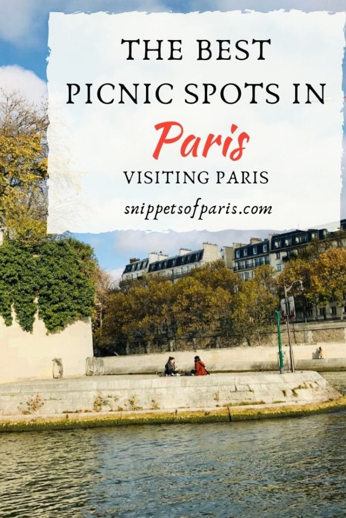 10 Best Places for the Perfect Picnic in Paris 6
