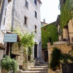 The Medieval Village of Tourrettes-Sur-Loup
