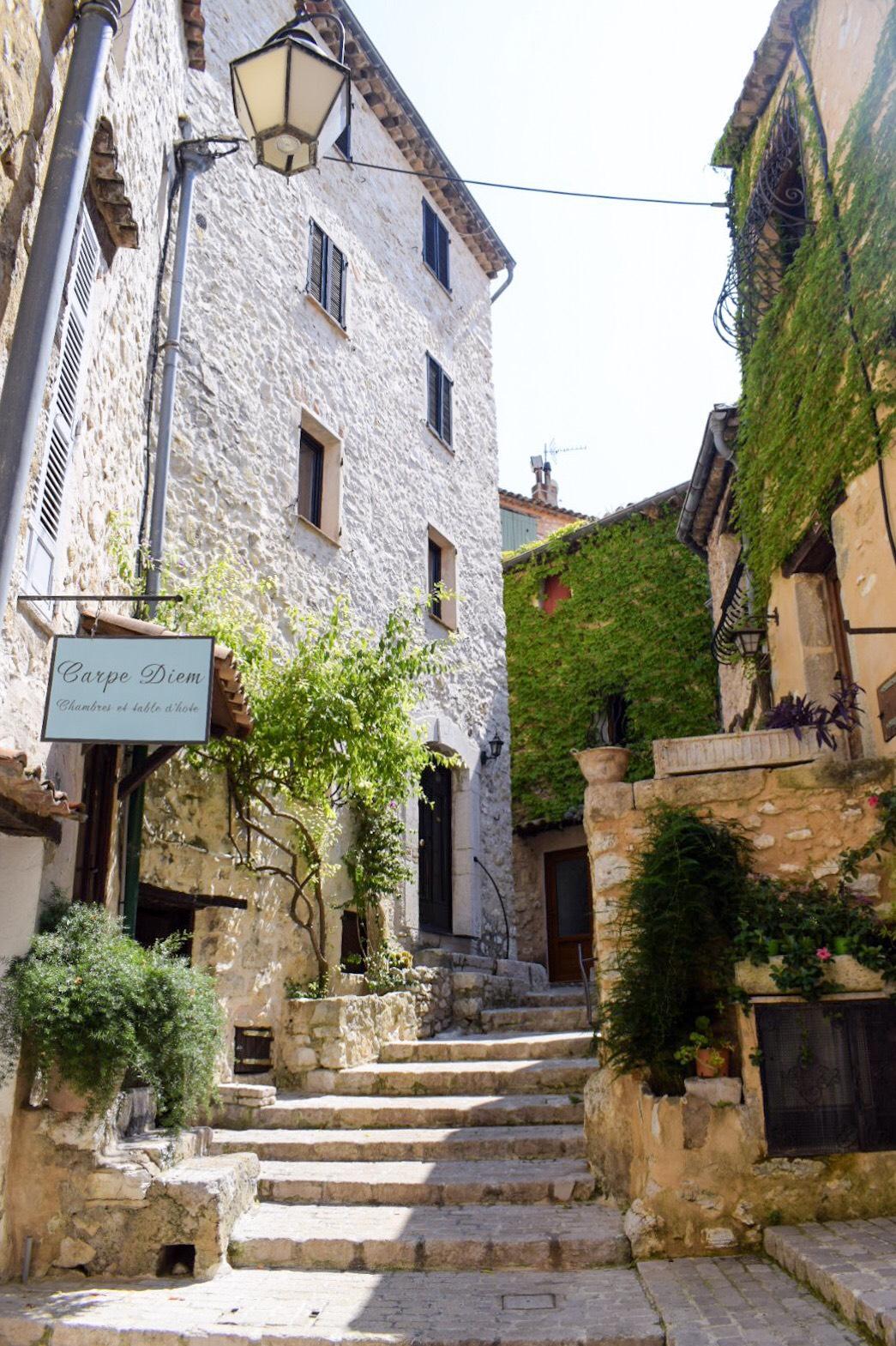 The Medieval Village of Tourrettes-Sur-Loup
