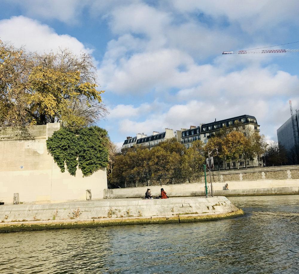 Point de Seine