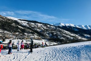 Southern Alps: Skiing at Serre Chevalier