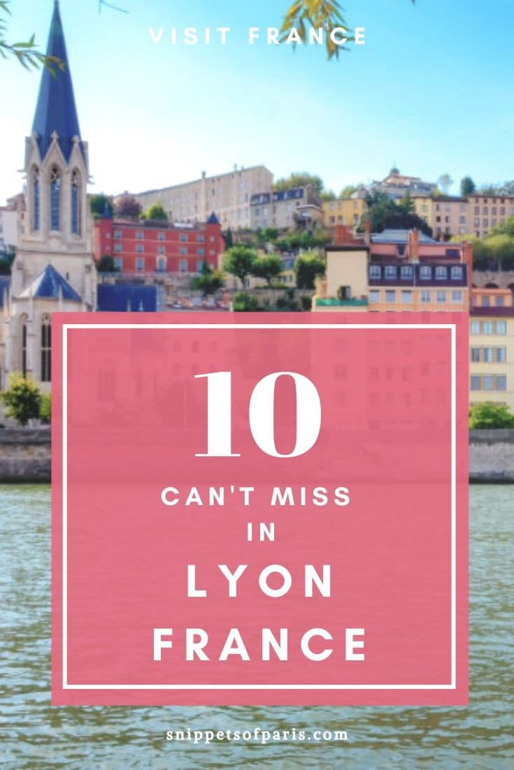 See all the reasons to visit Lyon, the ancient capital of Gaul, in central France. Our guide covers things to do in Lyon, what to eat, where to stay, and more. Things to do in Lyon France | France Travel Guides | travel ideas | France travel destinations | places to see in France | Getting around Lyon | Lyon travel guides | Lyon travel tips | Lyon travel ideas | What to do in Lyon | Tips and tricks | Where to stay in Lyon | Amazing places in France | #france #lyon #europe #travel