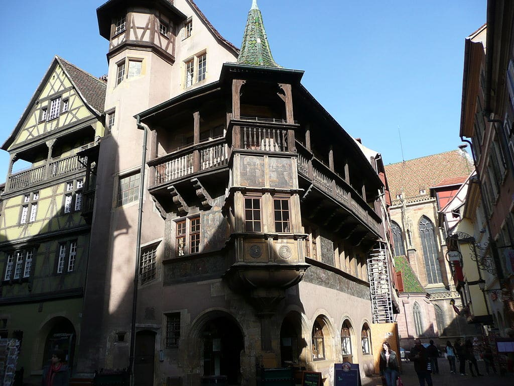 Pfister House  Colmar France